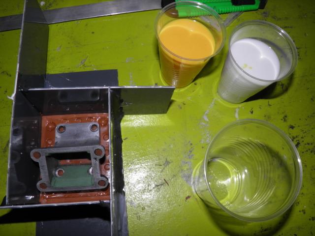 Fabricación caja Lomat para Derbi Variant 317a8hd