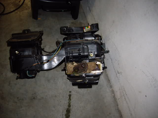 Changement radiateur chauffage GT sans clilm  347gqip