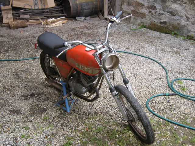 Mi Ducati 50 TS 34hjg3b