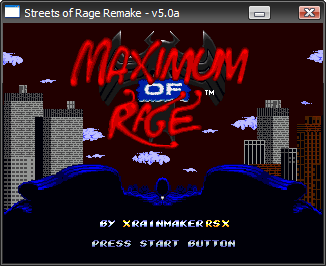 | Sor Maximum of Rage 1.5 v5.2 |  34j7qmu