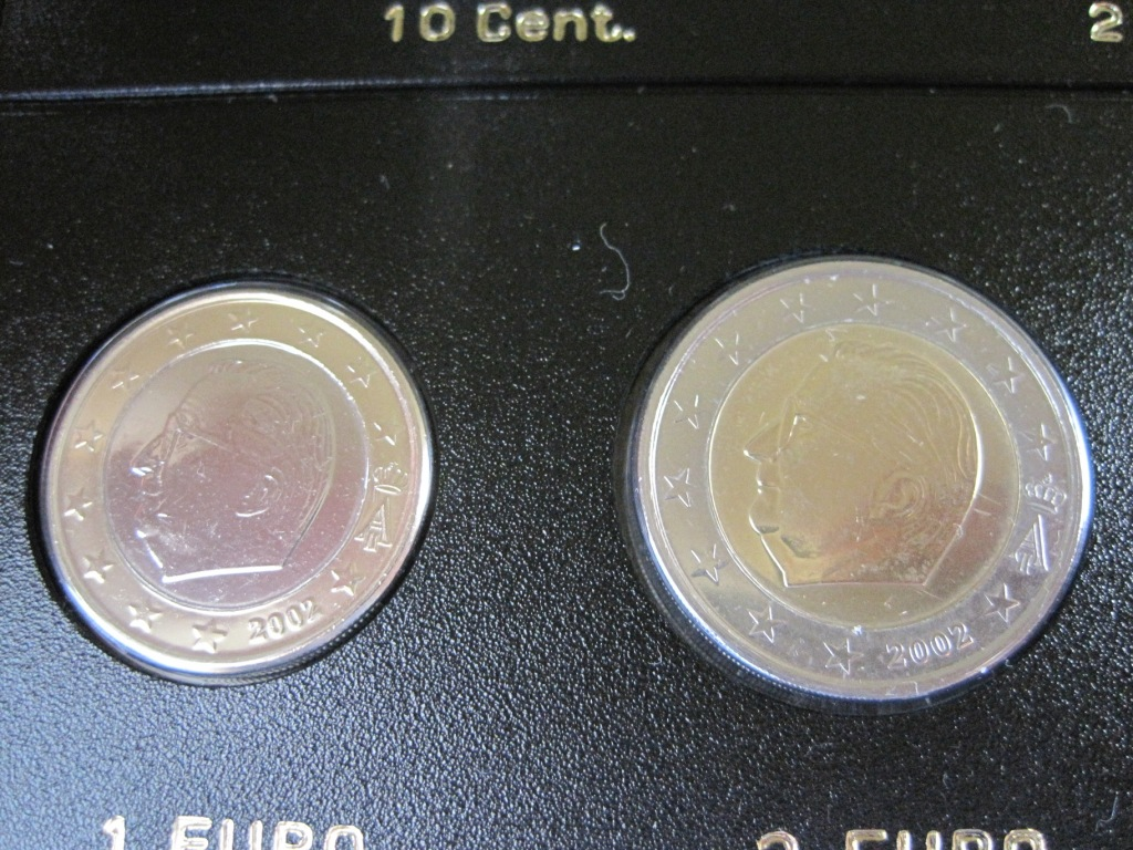 Como limpiar Euros y Céntimos de Euro 351wb3q
