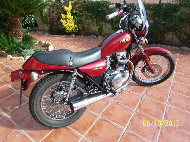 Yamaha 250 ¿special-classic? 358281s
