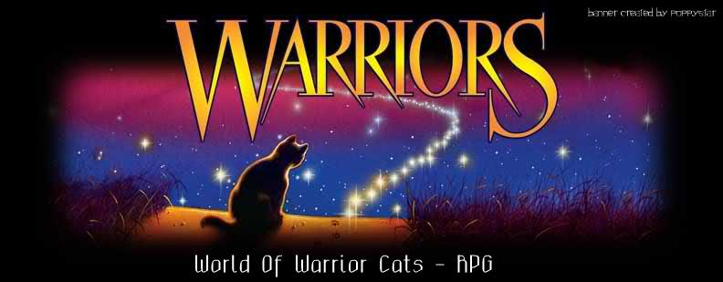 The World Of Warriors - Roleplay