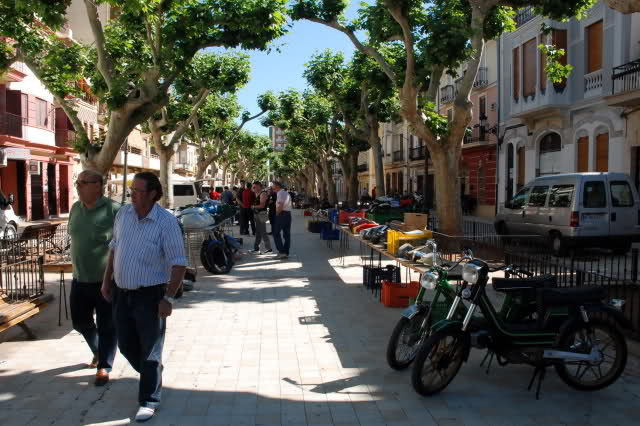 Mercadillo Carcaixent (Valencia) 35nbgis