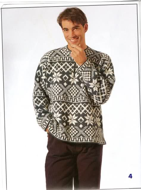 Sweater para hombre 4h9her