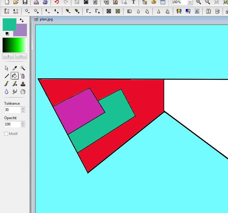 création d'un panneautage avec un logiciel gratuit de retouche d'images 4vnt4z