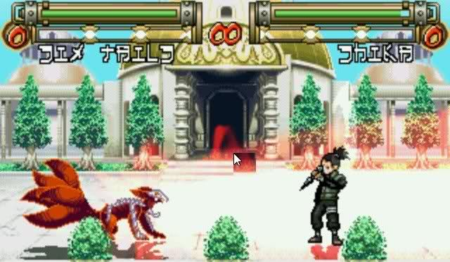 [ON]Naruto Mugen Project Final 1.0 Download e Comandos. 70kh76