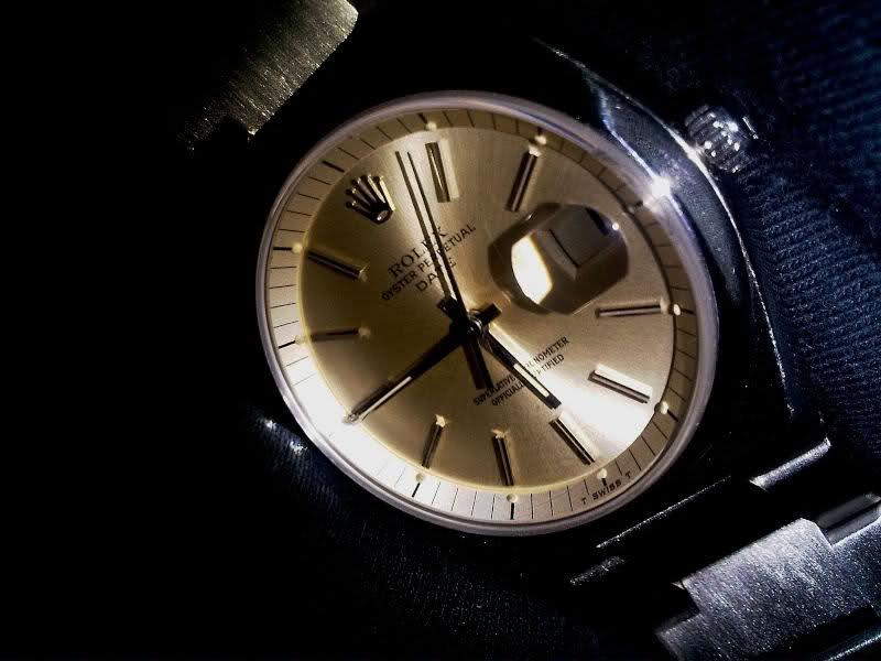 [VENDS] Rolex Oysterdate 1530, année 1975 --------> 5900€ 72ulns