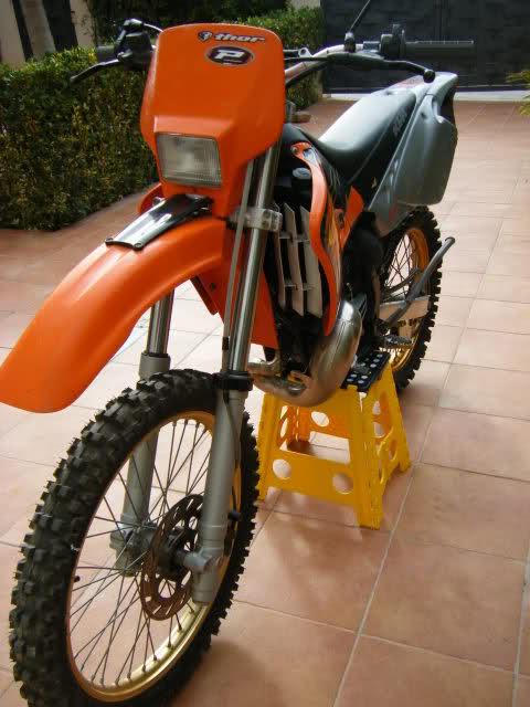 enduro h3 -registronex - Mi KTM 50 Enduro 9h29ky
