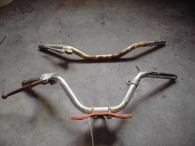 Restauración Moto Guzzi Hispania Serva 9pnrec