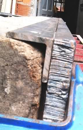 Pestañadora para chapa o láminas metálicas 9tnzi8
