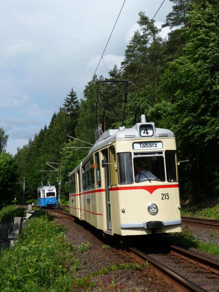 Straßenbahn Gotha und die Thüringerwaldbahn 9uoknb