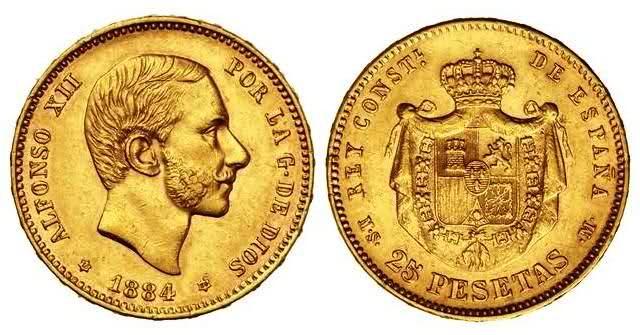 Estudio monográfico: Las monedas de Alfonso XII (1875-1885) 9vgmjb
