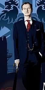 Mycroft Scott Holmes