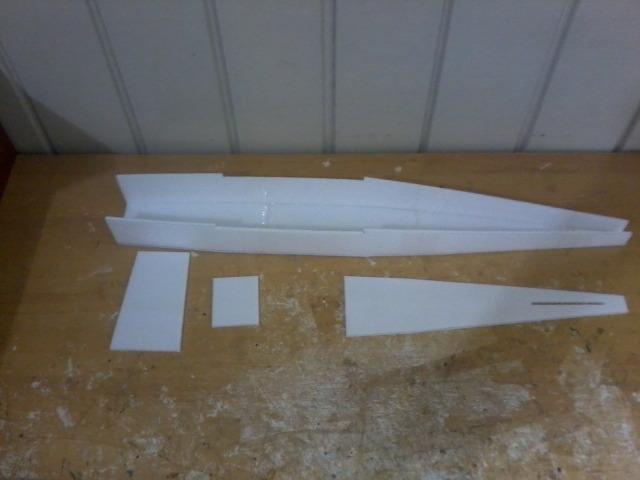 Construção Ugly Stick. Av4t94