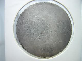 Monedas obsidionales de Chile B4i36a