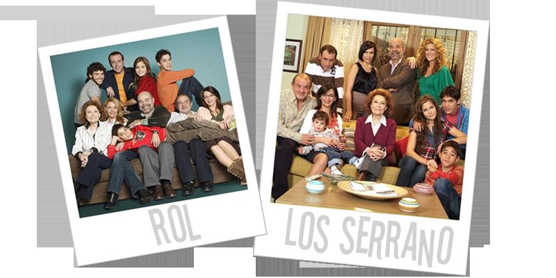 Los Serrano Rol