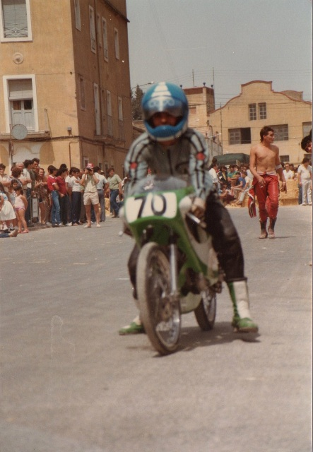 Antiguos pilotos: José Luis Gallego (V) E6px6p
