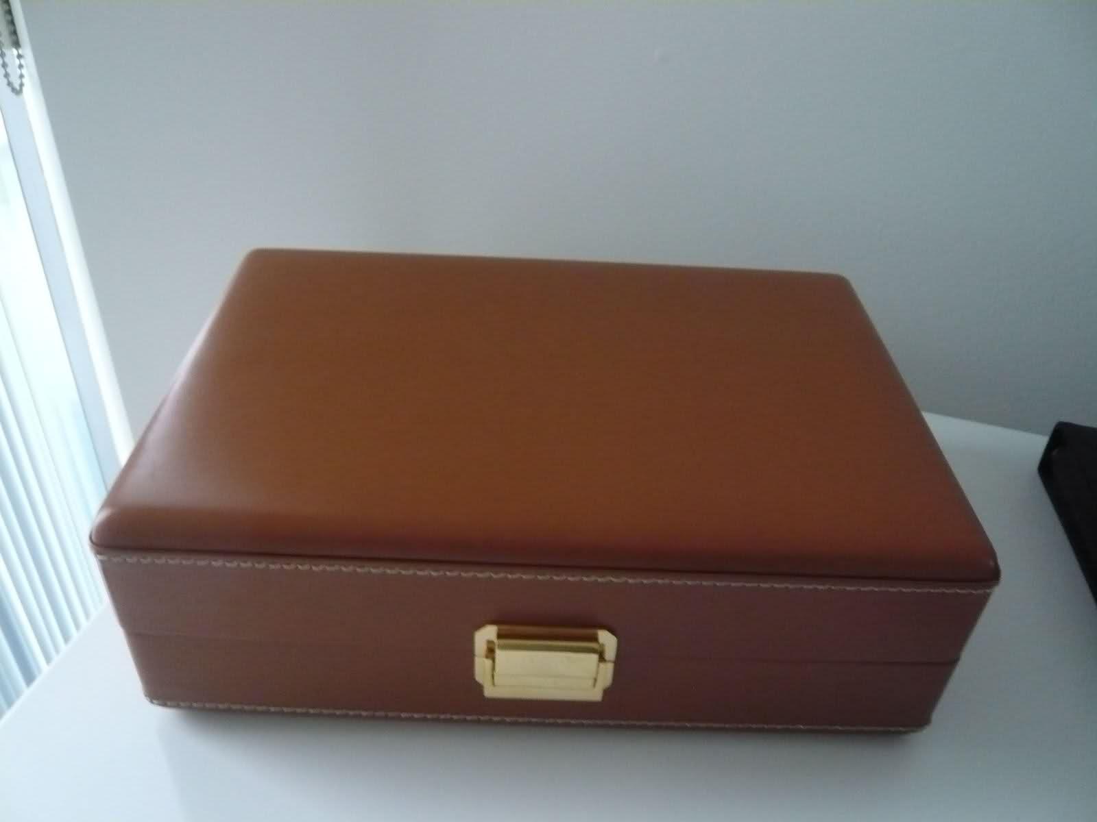 panerai -  [SUJET UNIQUE] écrin, boîte ou coffret pour ranger les montres... - Page 3 El1m5s
