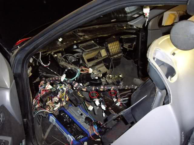 Changement radiateur chauffage GT sans clilm  Ele71l
