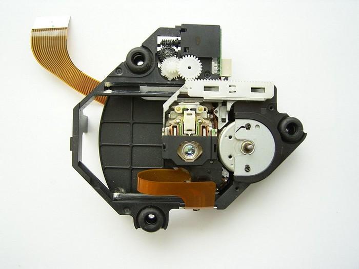 Unidades Opticas de PS1 I3s17n