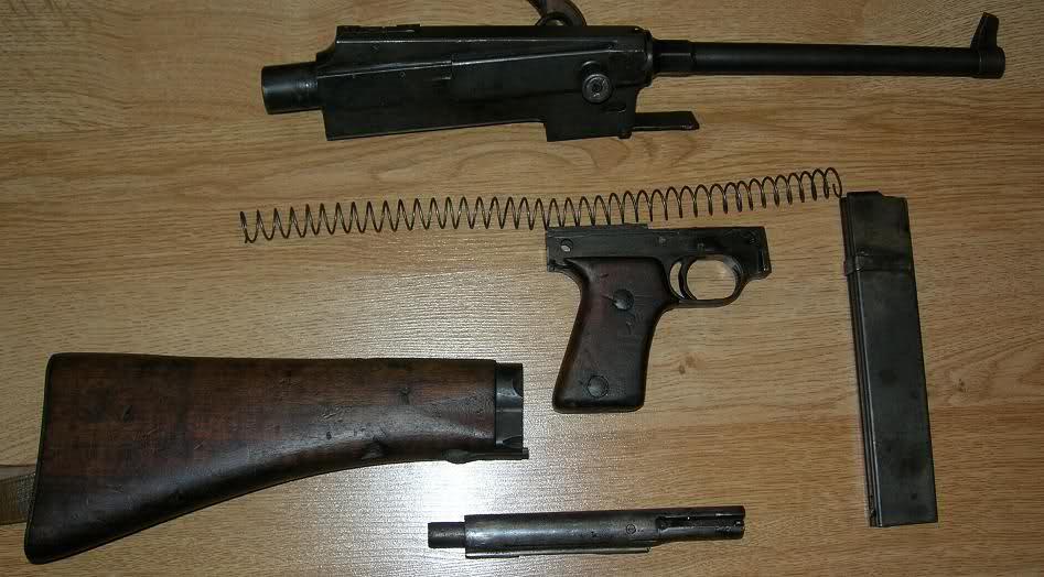 [VDS] Vends Pistolet Mitrailleur MAS mod 1938 daté 1942 Iyjsl0