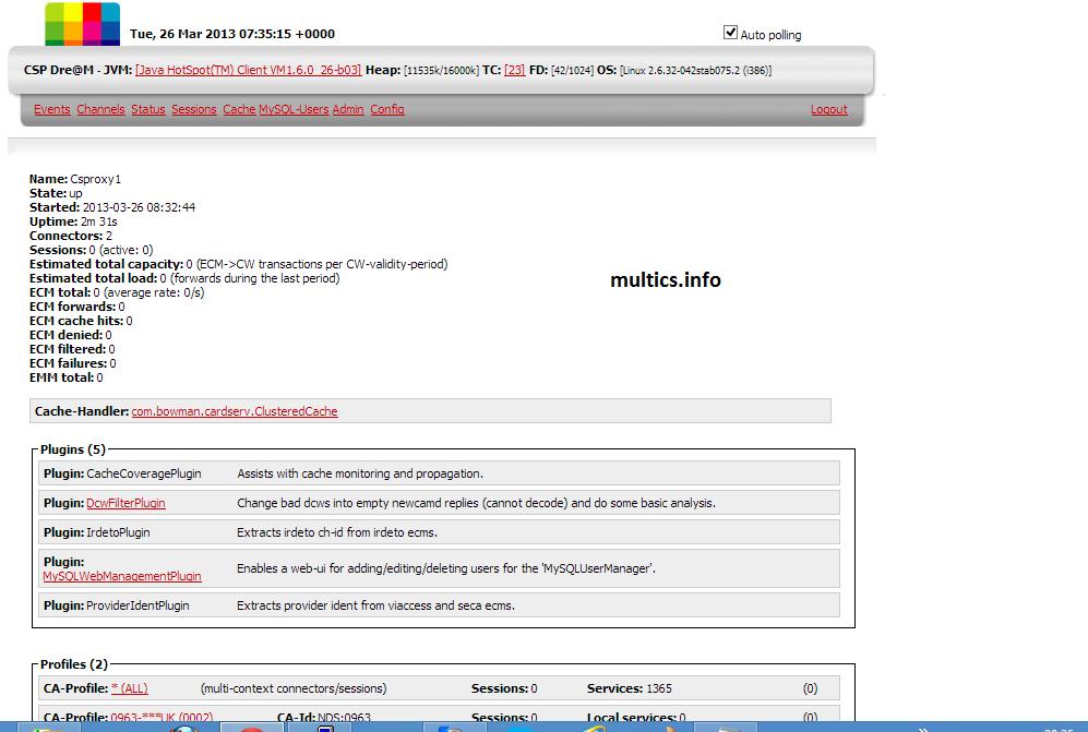 CSP + MySQL Jfdmyu