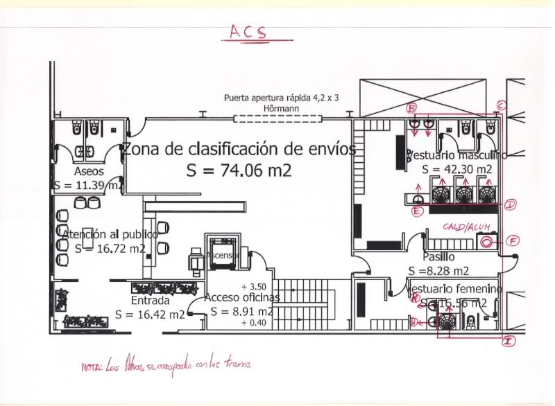 Cálculo de una instalación de fontanería Jgjjtd