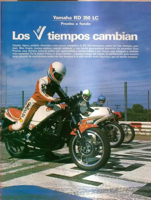 Yamaha RD350: la viuda negra Ma8ojd