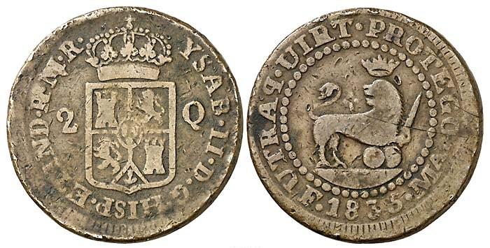 Sistema monetario de Isabel II. - Página 3 Mcsz06