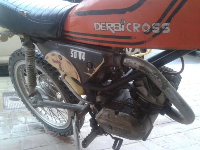 Derbi Cross 50 V4 * Carlos N19bwn