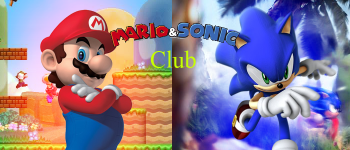 Mario y Sonic Club