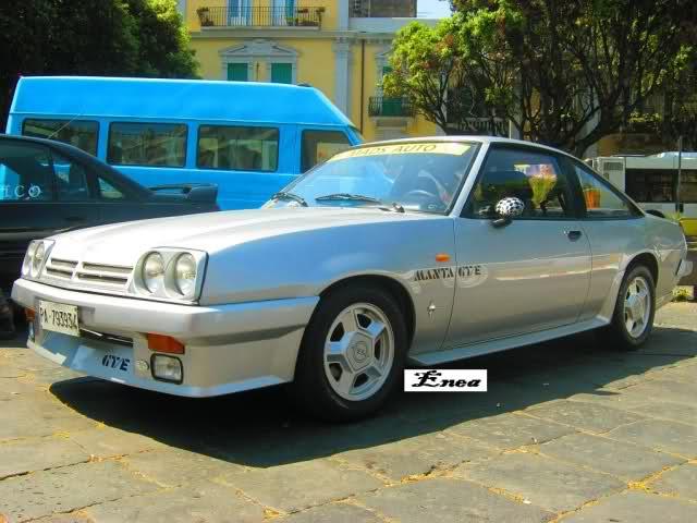 Veteran Opel Cars Meeting Sicily Nwix3o