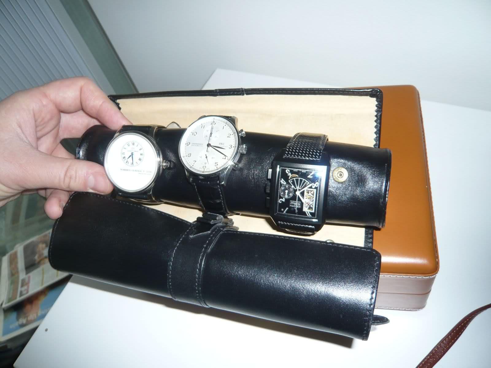 panerai -  [SUJET UNIQUE] écrin, boîte ou coffret pour ranger les montres... - Page 3 R79h8y