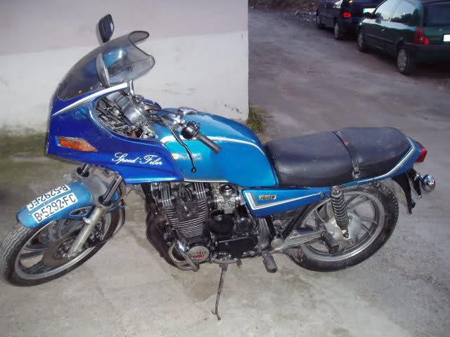 Yamaha XJ 650: el regalo de un buen amigo Ra6hy8
