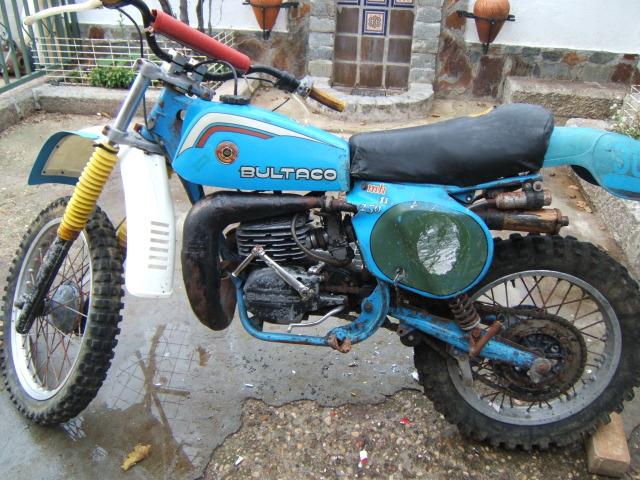 "bultaco - Las Bultaco Pursang MK11 ""Manolo's"" Rqw5g8"