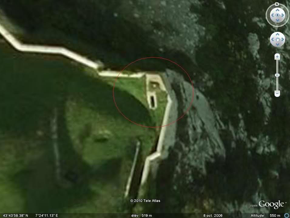 Radar mer, Tête de Chien (La Turbie, 06) V3kk28