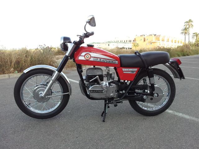 Restauración Bultaco Mercurio 175 GT 10f3qpt