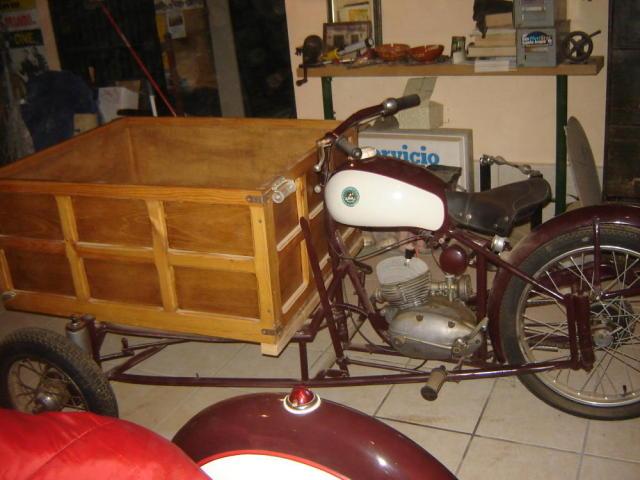 Los motocarros Derbi 10rinh4