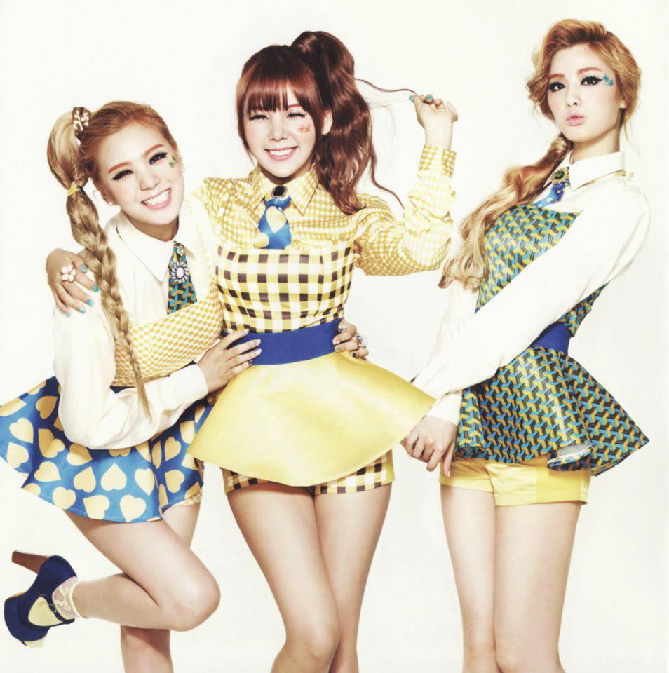 "Orange Caramel >> Album Japonés ""Orange Caramel"" 1114jys"