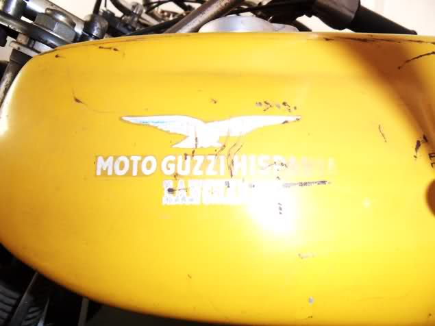 guzzi - Guzzi Dingo 75 Ranchera * Carlos 12340vt