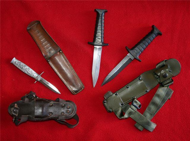 collection de lames de fabnatcyr (dague poignard couteau) 15cd3xj