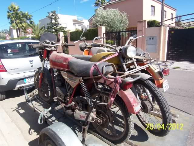 Restauración Derbi Coppa 49 15gzadf