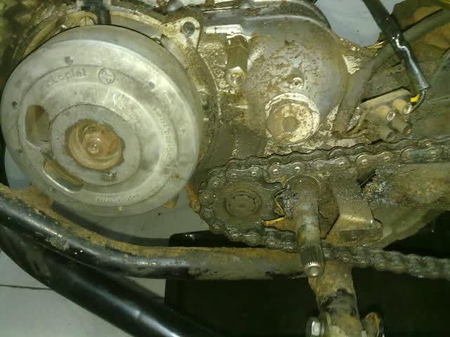 Diario restauración Puch Minicross 160qzuv