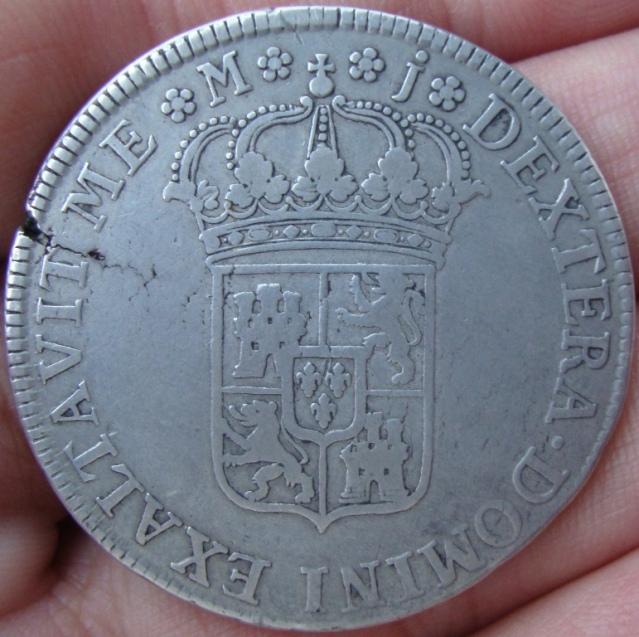 8 Reales 1709. Felipe V. Madrid. Busto del Rey 1670ar9