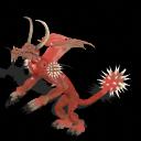 2 dragones que son: frost dragon y dragon rojo 16k8ehi