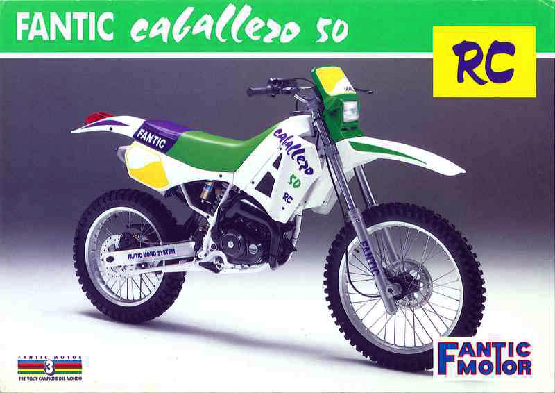 La saga Fantic Caballero 50 1h7zpl
