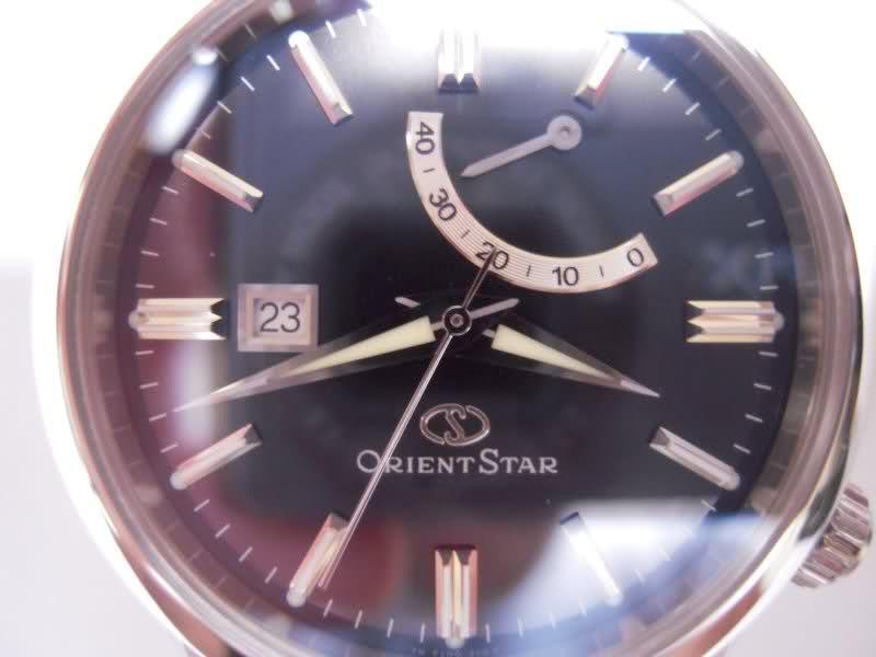 Une nouveauté sur le forum : Orient Star WZ0071EL 1o55jt