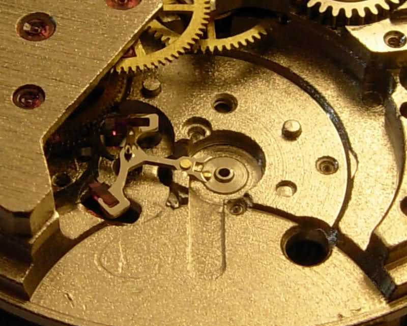 vostok - Mis au point d'un Vostok Komandirskie 1ryskw