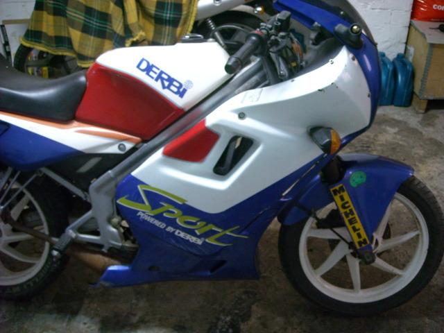 Mi nueva Derbi GPR Sport 20b0kqx